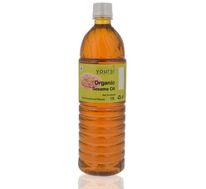 Naturally Yours Sesame Oil 1L
