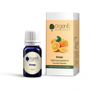 Organic Harvest Orange Essential Oil 10Ml