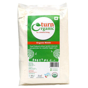 TURN ORGANIC Maida 500gm