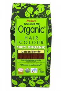 Radico Hair Colour Golden Blonde 100gms
