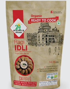 24Mantra Ragi Idly Mix 216Gm