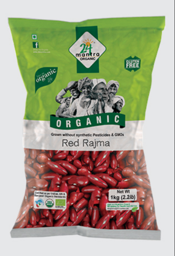 24Mantra Red Rajma Himalayan 500gm