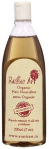 Rustic Art Hair Oil Nourisher 200ml
