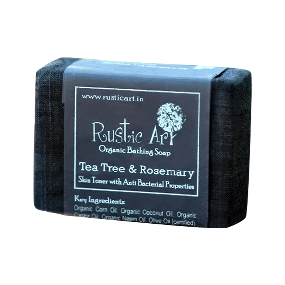 Rustic Art Tea Tree & Rosemary