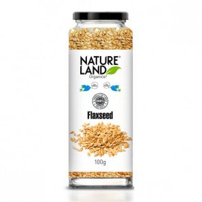 Nature Land Flax Seed Raw 150gm