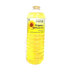 Naturally Yours Sunflower Oil 1L