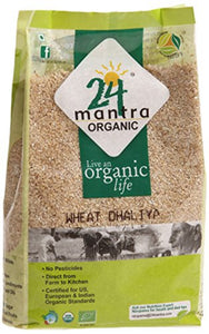 24Mantra Wheat Dalia 500gm