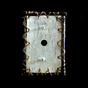 Real birch bark outlet and switch plate cover any configuration.