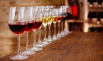 August Ten for $10 Wine Tasting