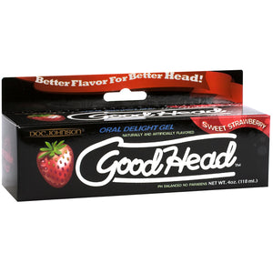 GOOD HEAD-STRAWBERRY 4OZ