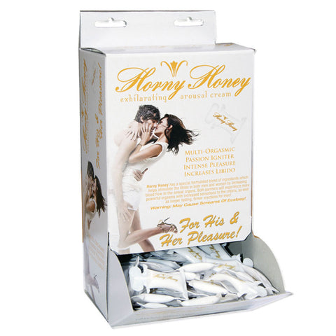 HORNY HONEY GEL 144/HANG DSP