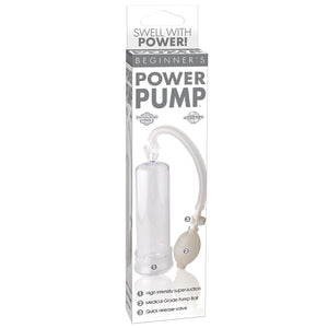 BEGINNERS POWER PUMP