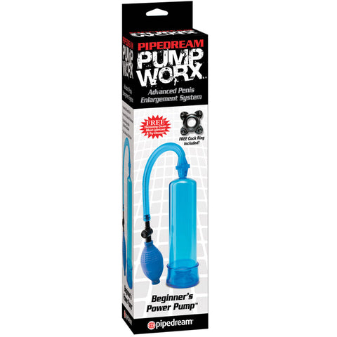 PUMP WORX-BEGINNERS PUMP BLUE
