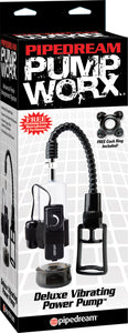 PUMP WORX-DELUXE VIBRO POWER