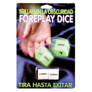 FOREPLAY DICE SPANISH