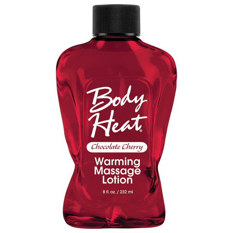 BODY HEAT 8OZ CHOC CHERRY