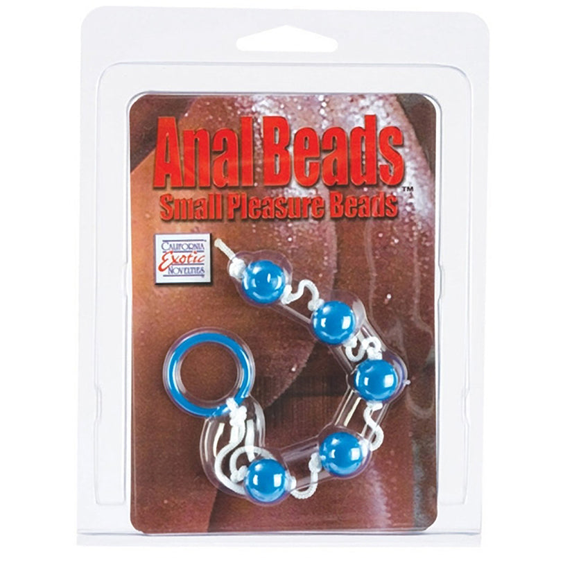 ANAL BEADS ASST. COLORS-SMALL