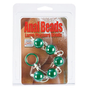 ANAL BEADS ASST. COLORS-LARGE