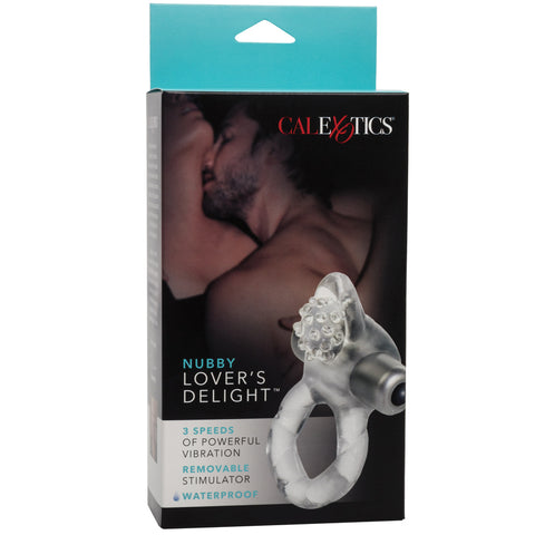 LOVERS DELIGHT RING NUBBY-CLR