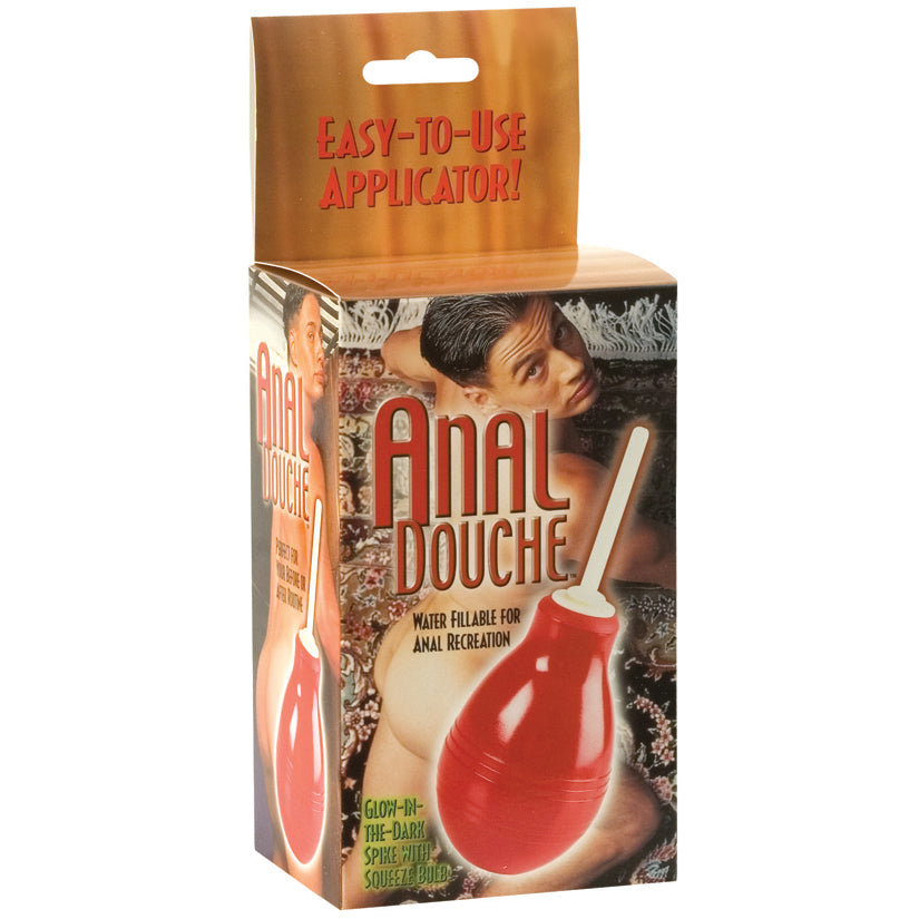ANAL DOUCHE-GLOW IN DARK