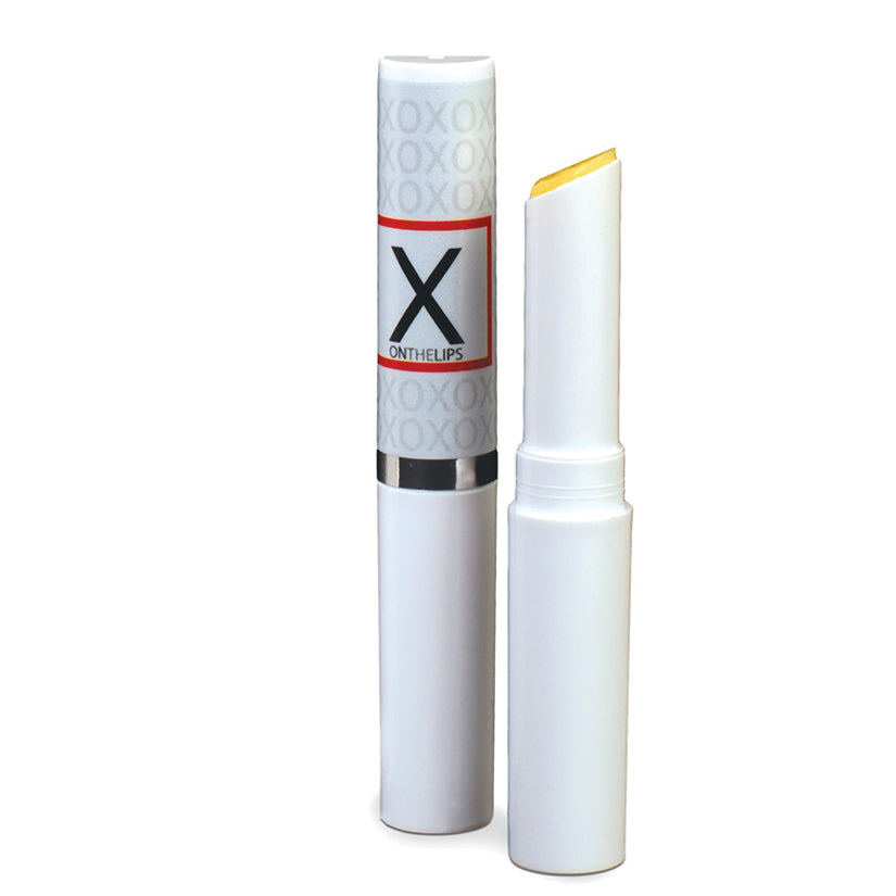 X ON THE LIPS LIP BALM