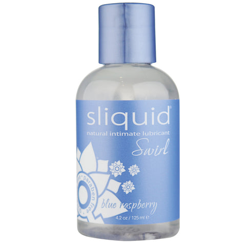 SLIQUID SWIRL-BLUE RASPBERRY