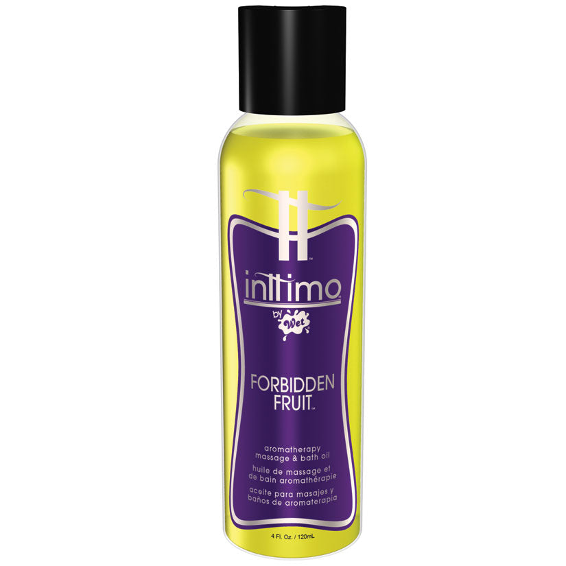INTIMO OIL FORBDEN FRUIT 4OZ*