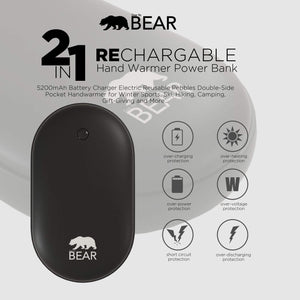 BearPOWER Rechargeable Hand Warmer - 2018 Review