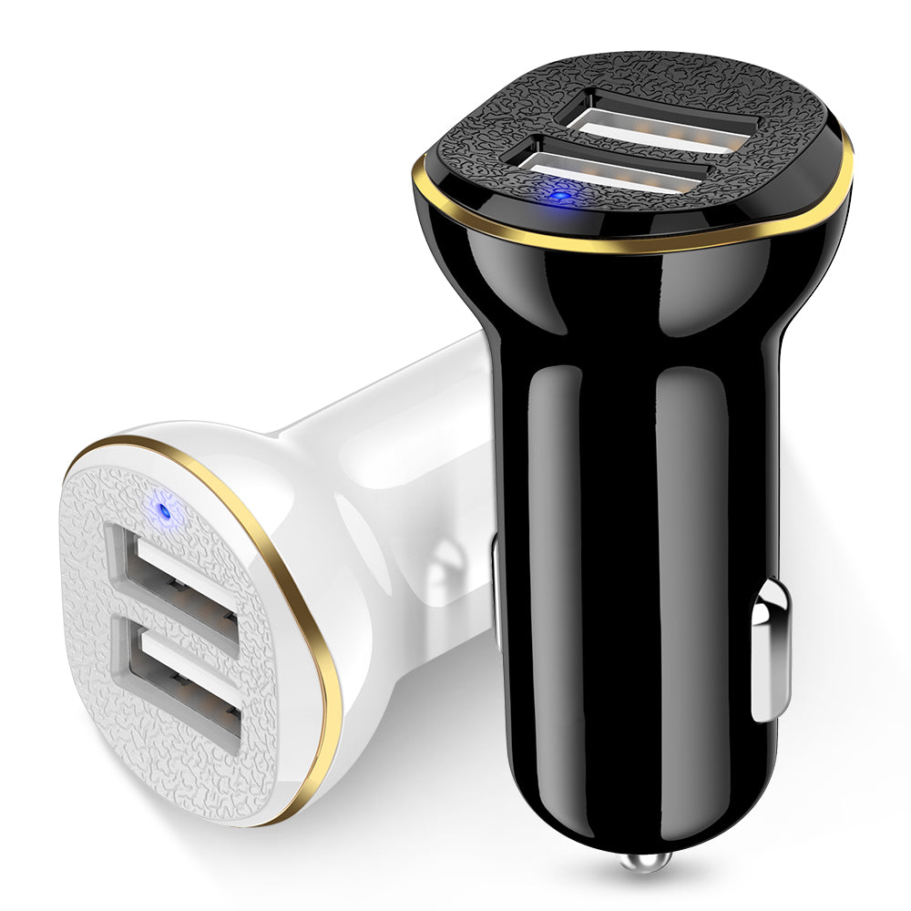 BearPOWER 2.1A Dual In-Car 12V Charger