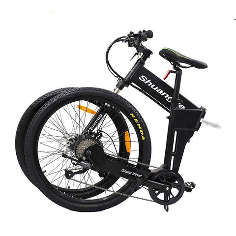 BearBIKE Folding E-Bicycle