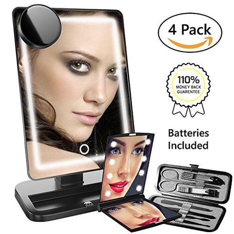 Professional Makeup Mirror Set