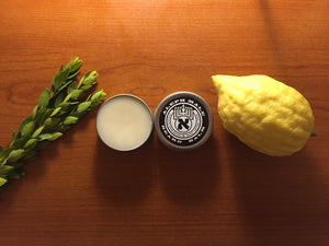 Aleph Male Scent Blends: Sukkot