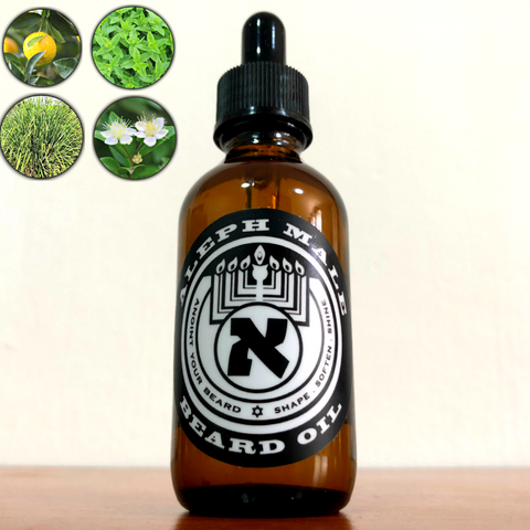 Aleph Male Beard Oil