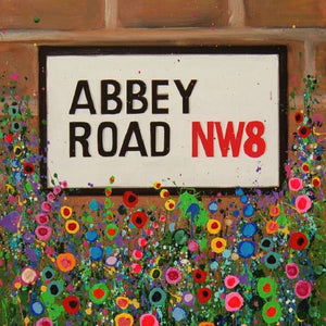 Abbey Road, Liverpool, Print