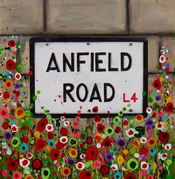 Anfield Road Print