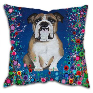 Bull Dog Cushion