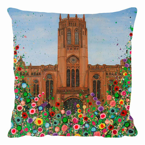 Anglican Cathedral Cushion