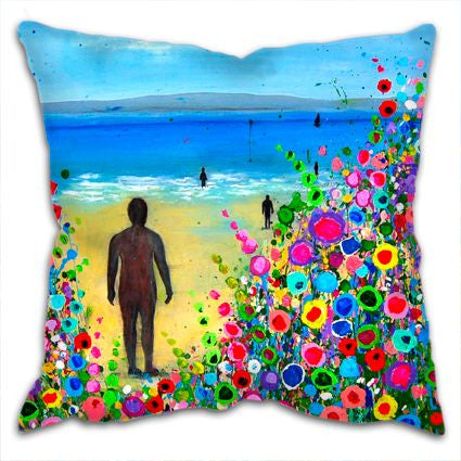 Crosby Beach Cushion