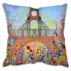 Eastgate Clock Cushion