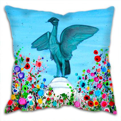 The Liver Bird Cushion