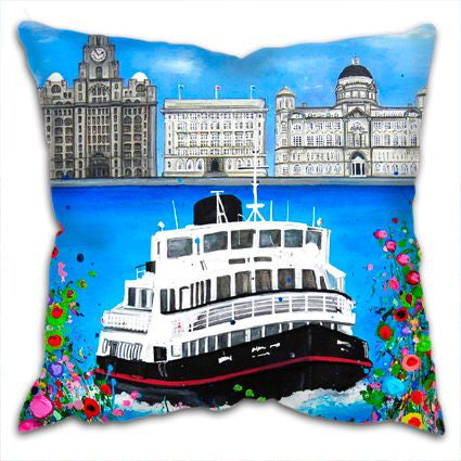 The 3 Graces Cushion