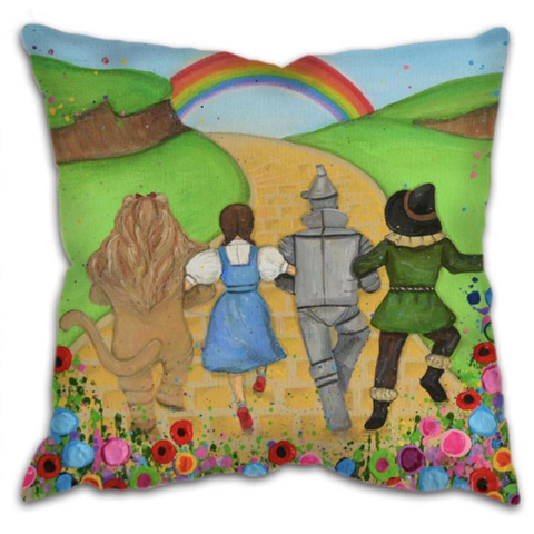 Dorothy and Friends cushion, Wizard of Oz Collection