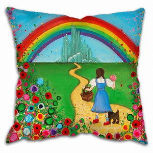 Dorothy and Toto, Wizard of Oz Collection, cushion