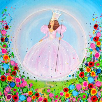Glinda the Good Witch Print