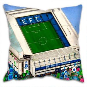 Everton Stadium Cushion