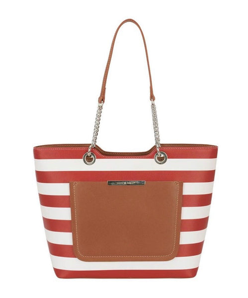 David Jones Nautical Tote