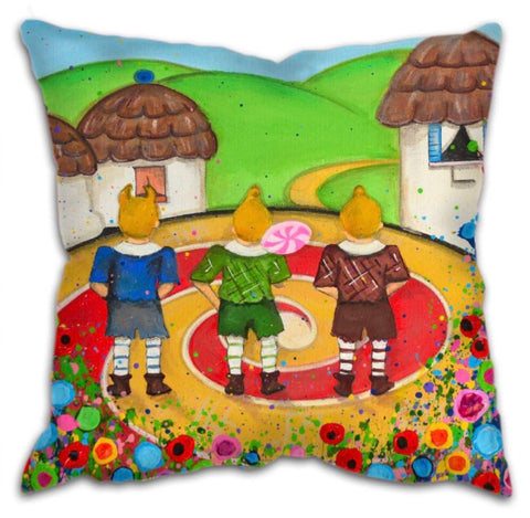 Munchkins cushion, Wizard of Oz Collection