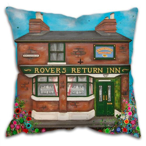 Rovers Return Cushion