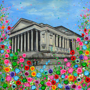 St Georges Hall Print