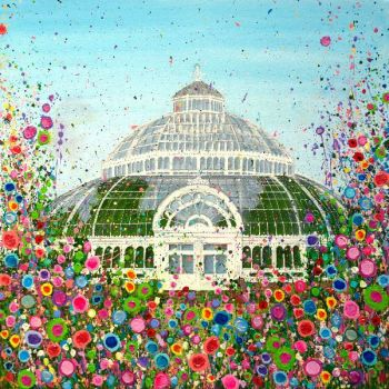 The Palm House, Liverpool Print